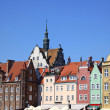 City of Gdansk, Poland — Stock Photo