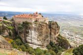 Agios Stephanos Monastery at Meteora Monasteries, Trikala region — Stock Photo