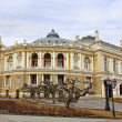 Odessa National Academic Theater of Opera and Ballet, Ukraine — Stock Photo