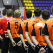 Netherlands handball national team - Stock Photo