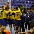 Handball jeu ukraine vs Pays-Bas — Photo