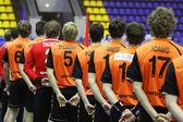 Netherlands handball national team — Stock Photo