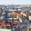 Panoramic aerial view of Malmo, Sweden — Stock Photo #26200705