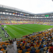 Arena Lviv stadium — Stock Photo #26440851