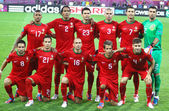 Portugal national football team — Stock Photo