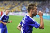 Andriy Yarmolenko of Dynamo Kyiv — Stock Photo