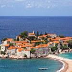 Постер, плакат: Sveti Stefan island Montenegro
