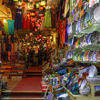 Grand bazaar shops in Istanbul — Stock Photo