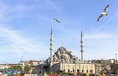 New Mosque (Yeni Cami) in Istanbul — Stock Photo