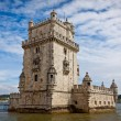 Belem Tower (Torre de Belem) in Lisbon — Stock Photo #29527515