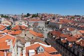 Cidade antiga de Lisboa, portugal — Fotografia Stock