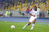 Brown Ideye of FC Dynamo Kyiv — Stock Photo