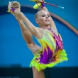 Stock Photo: Rhythmic Gymnastics World Championship