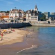Praia da Rainha in Cascais, Portugal — Stock Photo #31276049