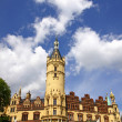 Stock Photo: Schwerin Castle (Schweriner Schloss), Germany
