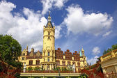Schwerin Castle (Schweriner Schloss), Germany — Stock Photo