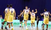 BC Budivelnik players — Stock Photo
