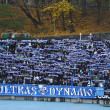 dynamo kyiv ultra supporters — Stock Photo #34631147