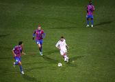 Football game Arsenal vs Dynamo Kyiv — ストック写真