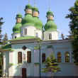Holy Trinity Monastery in Kyiv, Ukraine — Stock Photo #3563337