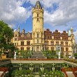 Schwerin Castle, Germany — Stock Photo #38519117