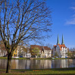 City of Lubeck, Germany — Stock Photo #39908611