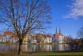 City of Lubeck, Germany — Stock Photo