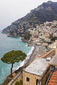 Town of Positano, Amalfi Coast, Italy — Stock Photo