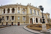 Odessa National Academic Theater of Opera and Ballet — Stock Photo