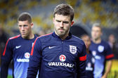 Michael Carrick of England — Stock Photo