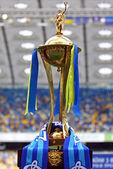 Ukraine National Football Trophy (Cup) — Stock Photo