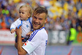Andriy Yarmolenko of Dynamo Kyiv — Stock Photo