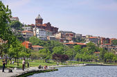 Yavuz Sinan District in Istanbul, Turkey — Stock Photo