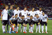 German national football team — Stock Photo