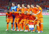Netherlands national football team — Stock Photo