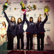 Постер, плакат: USA National Sabre Team