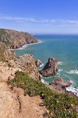 Cabo da Roca - the most western point of Europe, Portugal — Stock Photo