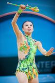 Senyue Deng of China — Stock Photo