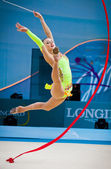 Ganna Rizatdinova of Ukraine — Stock Photo