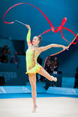 Ganna Rizatdinova of Ukraine — Stock Photo