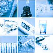 Medicine concept — Stock Photo