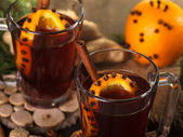 Mulled wine — Foto Stock