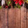 Christmas border design — Stock Photo #16231935