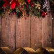 Christmas border design — Stock Photo #16231953