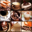 Coffee concept - Foto Stock