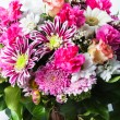 Pink flowers bouquet — Stockfoto #18642141