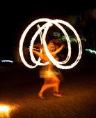 Fireshow — ストック写真