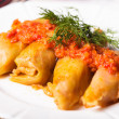 Foto de Stock  : Stuffed cabbage