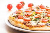 Pizza part — Stock Photo