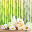 Stock Photo: Natural cosmetics